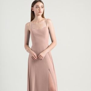Jenny Yoo Kiara Dress Brand New - Whipped Apricot!